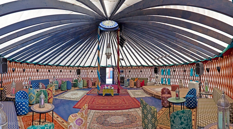 אוהל הידידות - אלון גרגו 3